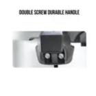 Deluxe Plus Aluminium Junior Pressure Pan with Lid 3.1 Litre