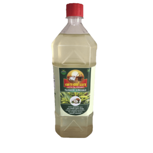 Vaniya Coconut Oil