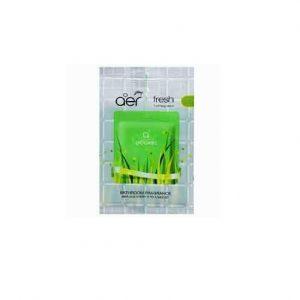 Godrej aer pocket Bathrooom Fragrance - fresh lush green (Yellow) 10g